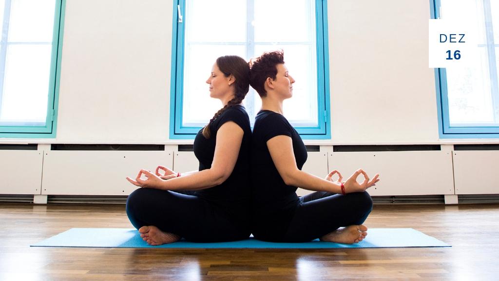 Yin-Yoga-Nachmittag